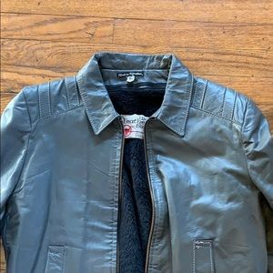 Vintage leather jacket - Nearly brand new!